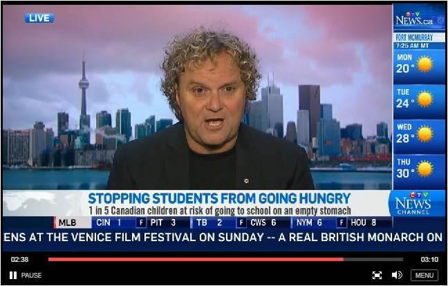 Hunger among students