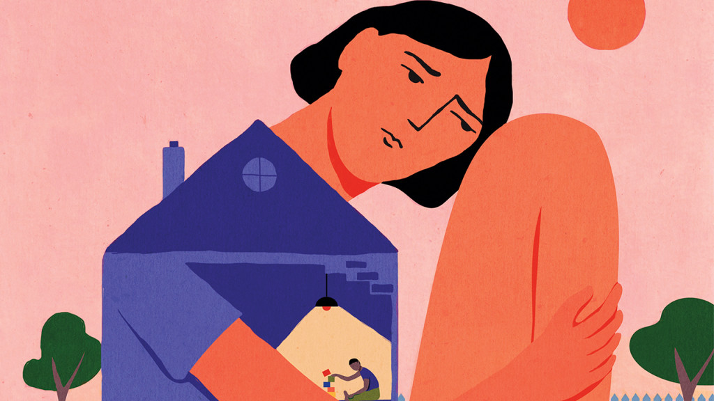 This is what it's like to parent when you're struggling to make ends meet  | Today's Parent