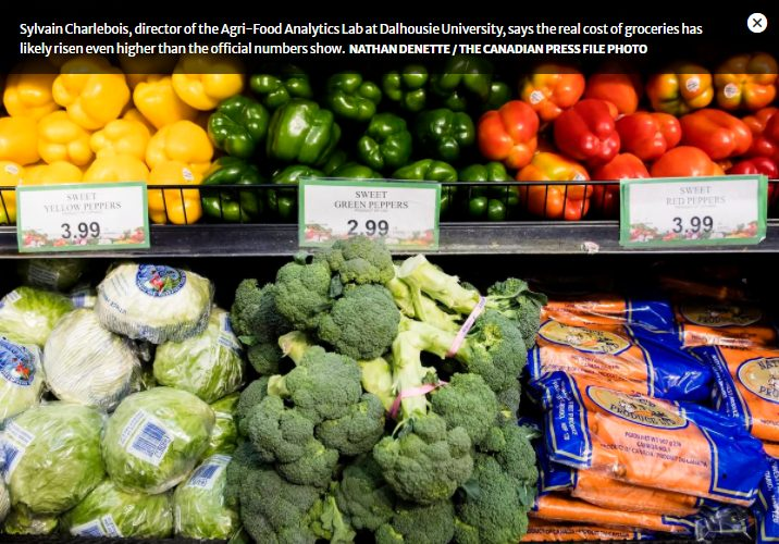 Food prices set to rise even more as economy recovers from COVID, experts say | Toronto Star